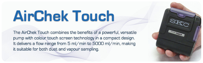 AirChek Touch