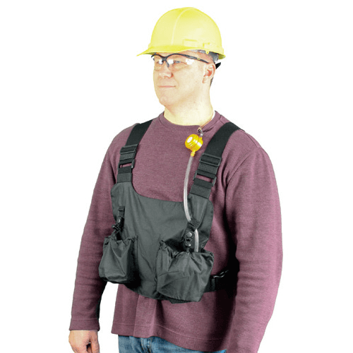 Sampling Vest for Personal Exposure Monitoring