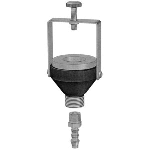 391-01 Calidaptor, for hands free calibration of the IOM sampler
