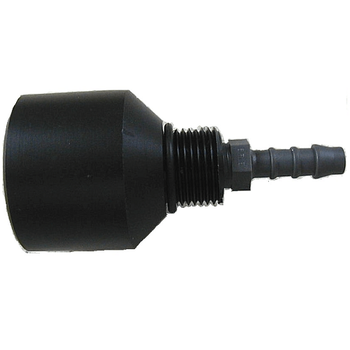 Calibration Adaptor for Cowled Asbestos Head