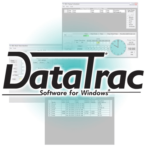 DataTrac PC Software Package including Software CD, USB Adaptor Cable for AirChek 3000