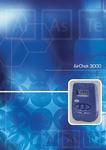 AirChek 3000 Brochure