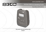 AirCheck 3000 Manual