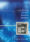 Universal Pump Brochure