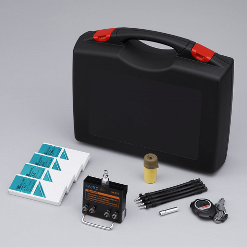 Gastec Compressed Breathing Air Measurement System