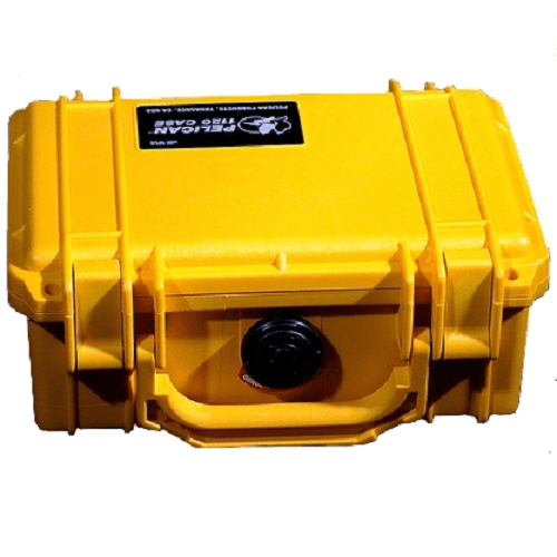 905-C Replacement Waterproof Hard Case for Heat Stress Monitor