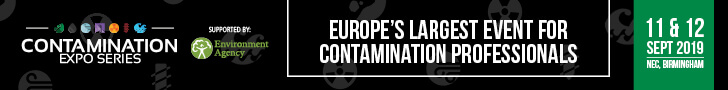 SKC Ltd are exhibiting at the Contamination Show, September 2019, Stand H12