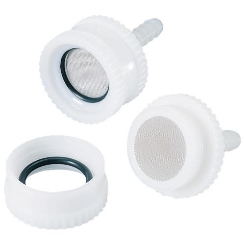225-1107 Open face, Delrin Filter Holder, diameter 25mm