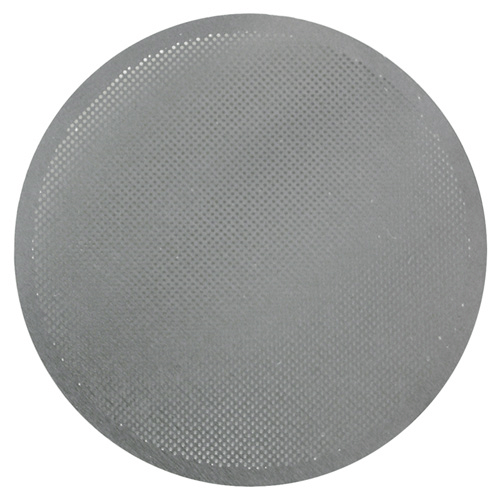 225-2637 Stainless steel screen, fine mesh, diameter 37mm
