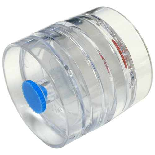 Preloaded Quartz Depth Filters