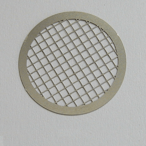225-66 Stainless steel grids without tab, diameter 25mm for use with Cyclone 225-69