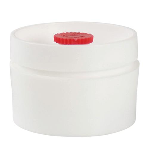 225-8483 Sureseal Solvent Resistant Cassette Blank, 2 piece, opaque, diameter 37mm