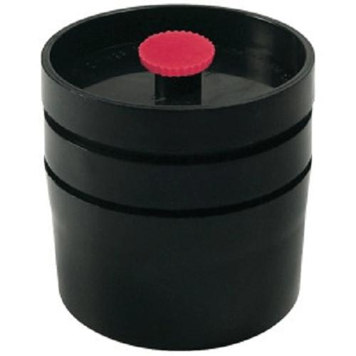 225-1924 Pre-loaded Mixed Cellulose Membrane (MCE) Filters in 3-piece black conductive cassette , diameter 37mm, Pore size 0.45 µm
