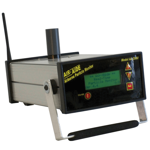 AIR AIDE Real Time Airborne Monitor