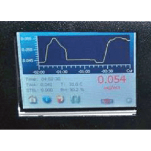 EPAM 7500 Graphical Colour Touch Screen