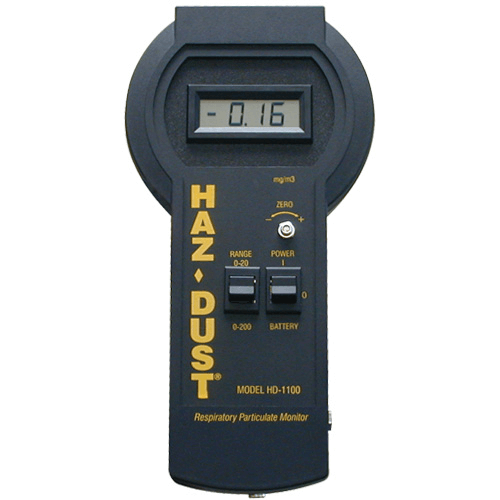 Direct Reading Particulate Monitors