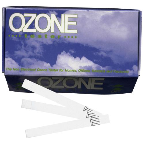 Ozone Test Strips