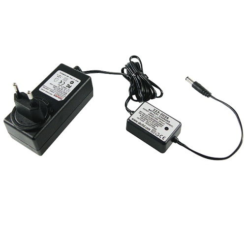 223-203A Single Station Charger with multiplug for UK, Europe, USA, Australia, New Zealand for Universal pump