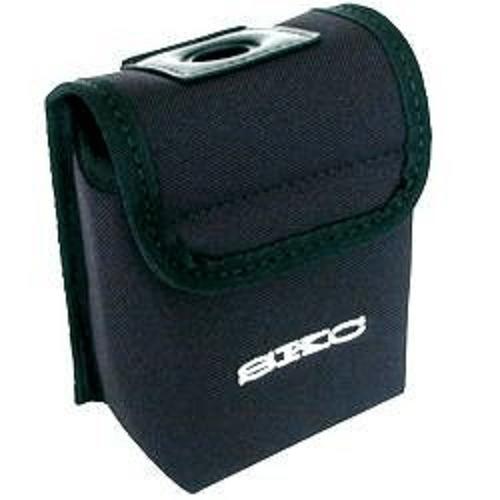224-902 Black nylon pump pouch with adjustable waist belt and shoulder strap for AirLite pump