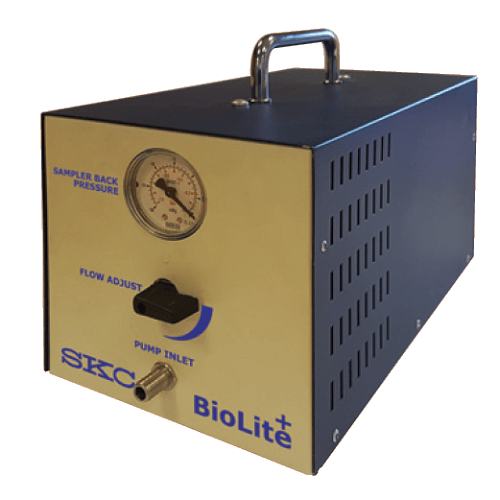 BioLite+ Air Sampling Pump