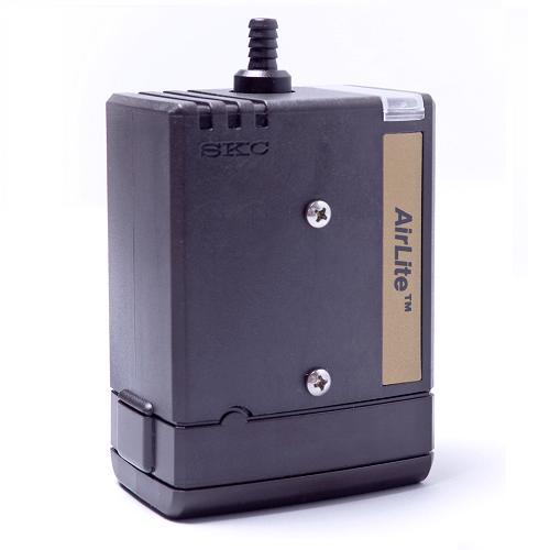 The AirLite is a versatile air sampling pump