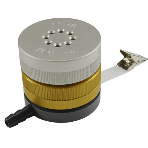 225-351 Personal Modular Impactor (PMI) (gold/silver) for PM Coarse, flow rate 3 L/min