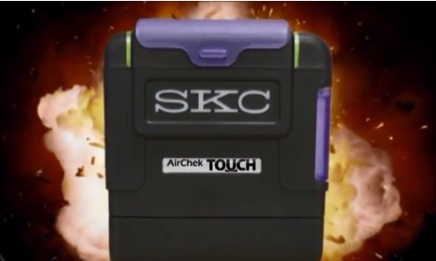 AirChek Touch Pump Video