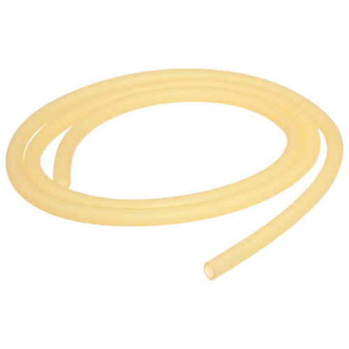 225-1347 Amber latex rubber tubing for Impinger sampling trains - fits over Impinger sidearm and inlet, ID 1/4 inch, length 3m