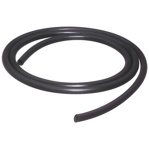 Black Latex Rubber Tubing