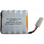 Replacement Battery Pack for HAZ-DUST I