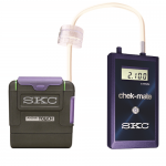 chek-mate with AirChek Touch sampling train