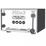 Flite 3 Pump - Twin Port Version